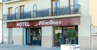 Hotel Montmar - Roses - Bâtiment