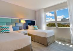 The Wave Hotel at Condado - San Juan - Bedroom