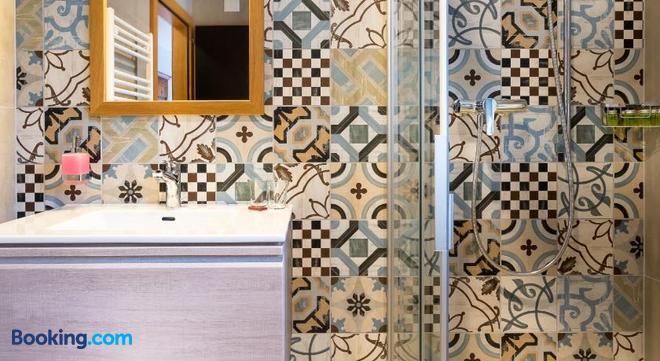 Auberge Le Manoir sàrl - Vionnaz - Bathroom