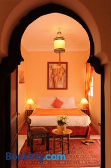 Riad Shaden - Marrakesh - Bedroom