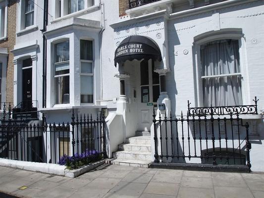 Earls Court Gardens Hotel - Guest House - London - Toà nhà