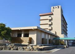 Hamamura Onsen Totoya - Tottori - Building