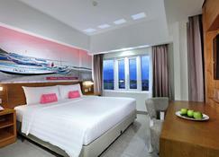Favehotel Cilacap - Cilacap - Bedroom