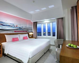 Favehotel Cilacap - Cilacap - Спальня