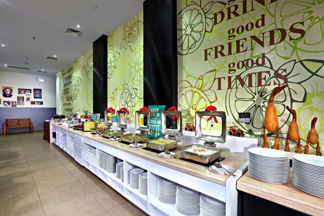 Favehotel Cilacap - Cilacap - Buffet