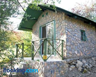 Sasa Safari Camp - Outjo - Wohnzimmer