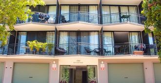 Riverpark-Studio Apartment - בריסביין - בניין