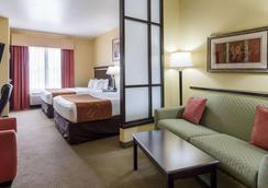 Comfort Suites Palestine - Palestine - Schlafzimmer
