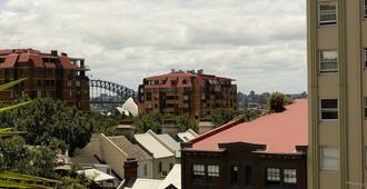 Sydney Central Backpackers - Sydney - Outdoors view