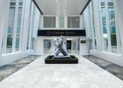 Cordis, Hong Kong - Hong Kong - Building