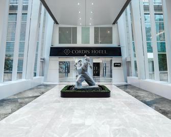 Cordis, Hong Kong - Гонконг - Здание