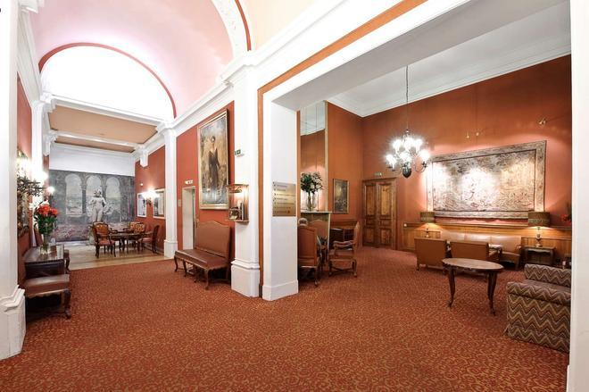 Hotel Regina - Vienna - Lobby