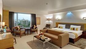 Hotel Suba International - Mumbai - Bedroom