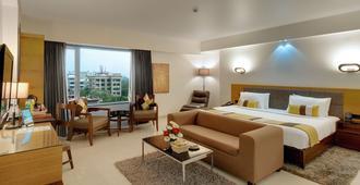 Hotel Suba International - Mumbai - Slaapkamer