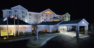 Hilton Garden Inn Raleigh Triangle Town Center - Raleigh - Gebouw