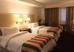 Hotel Club Frances - Buenos Aires - Schlafzimmer