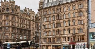 Old Waverley Hotel - Édimbourg - Extérieur