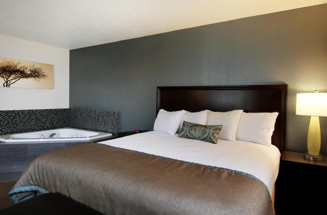 Best Western Plus City Center - Spokane - Phòng ngủ