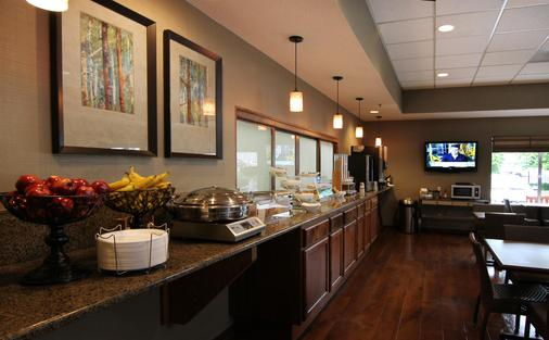 Best Western Plus City Center - Spokane - Buffet