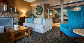 Best Western Plus City Center - Spokane - Olohuone
