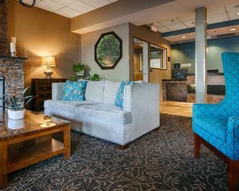 Best Western Plus City Center - Spokane - Sala de estar