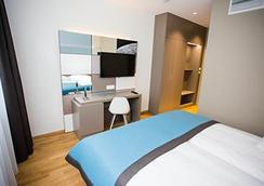 Discovery Hotel - Lausanne - Makuuhuone