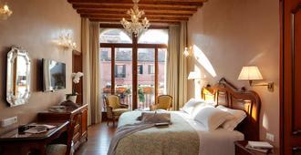 Hotel Bisanzio - Venezia - Camera da letto
