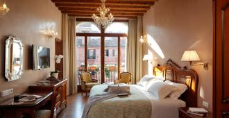 Hotel Bisanzio - ונציה - חדר שינה