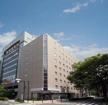 Daiwa Roynet Hotel Shin-Yokohama - Jokohama - Rakennus