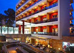 Mll Mediterranean Bay Hotel- Adults Only - El Arenal - Gebouw