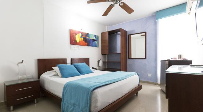 Atlantis Plaza Hotel - Cúcuta - Makuuhuone