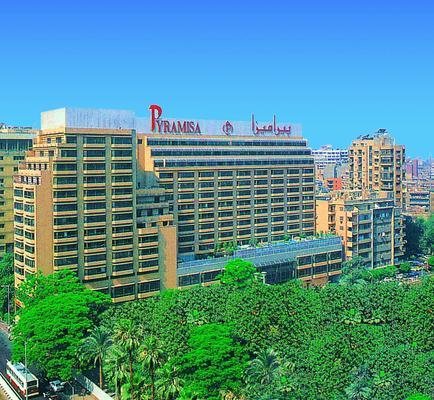 皮拉米薩市中心飯店 - 開羅 - 建築