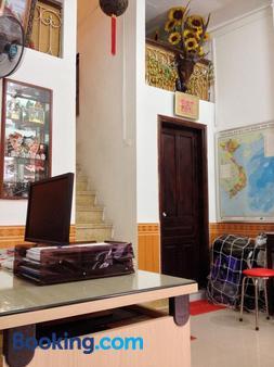 North Hostel N.2 - Hanoi - Rezeption