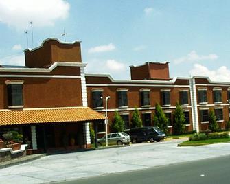 Hotel San Jeronimo Inn - Толука - Здание