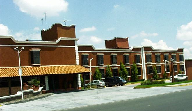 Hotel San Jeronimo Inn - Toluca - Κτίριο