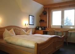 Haus Vergißmeinnicht - Oberhof - Bedroom