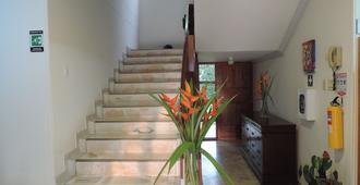 El Lugar Boutique Hotel - Pereira - Stairs
