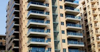 شقق توليب كريك الفندقية - دبي - مبنى