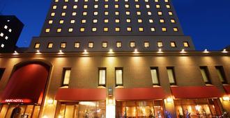 Nest Hotel Sapporo Ekimae - Sapporo - Bâtiment