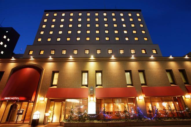 Nest Hotel Sapporo Ekimae - Sapporo - Edificio