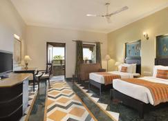 華美達烏代布爾度假酒店 - 烏代浦 - 烏代浦 - 臥室