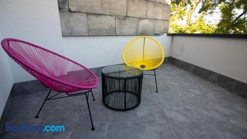 Koisi Hostel - San Sebastian - Balcony