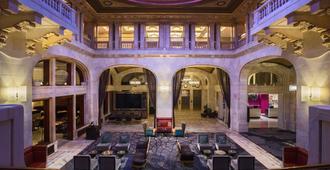 Renaissance Pittsburgh Hotel - Pittsburgh - Resepsjon