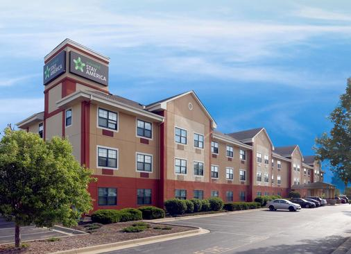 Extended Stay America - Indianapolis - Airport - Indianapolis - Toà nhà