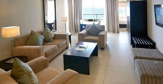 The Blue Waters Hotel - Durban - Sala de estar