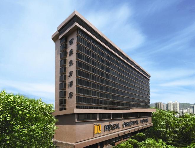 富豪東方酒店 - 香港 - 建築