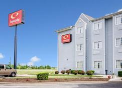 Econo Lodge Inn & Suites Evansville - Evansville - Gebäude