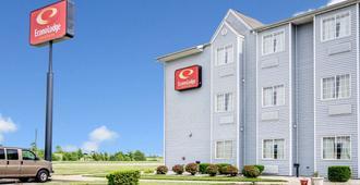 Econo Lodge Inn & Suites Evansville - אבנסוויל