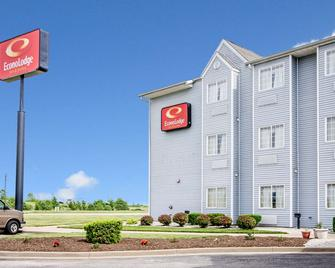 Econo Lodge Inn & Suites Evansville - Evansville - Building