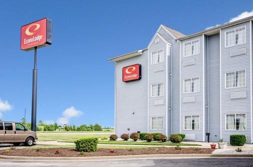 Econo Lodge Inn & Suites - Evansville - Rakennus